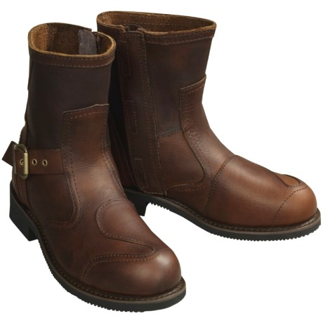 Harley-Davidson Riding Boots - Cyclone (For Men)
