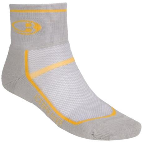 Icebreaker Multi-Sport Lite Mini Socks - Merino Wool, Ankle (For Men)
