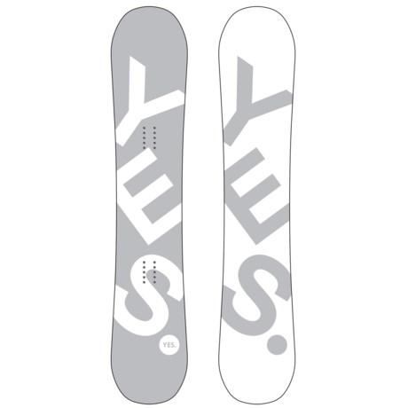YES. Basic Snowboard