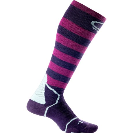 Icebreaker Snowboard Plus Socks - Midweight, Over-the-Calf (For Women)