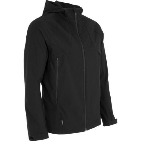 Icebreaker Soft Shell Jacket - Hooded (For Men)