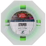 Scientific Anglers Striped Bass Fly Fishing Line - Slow-Sinking, 120'
