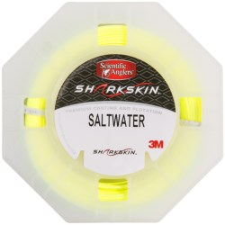 Scientific Anglers Sharkskin Saltwater Taper Fly Fishing Line - Weight Forward, Floating, 110'