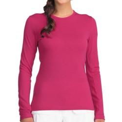 Icebreaker Bodyfit 260 Tech Base Layer Top - Merino Wool, UPF 30+, Midweight, Long Sleeve (For Women)
