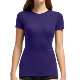 Icebreaker Everyday Bodyfit 200 Crew Neck T-Shirt - UPF 20+, Merino Wool, Short Sleeve (For Women)