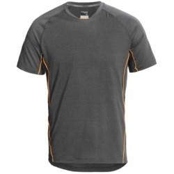 Icebreaker Sonic T-Shirt - UPF 40+, Merino Wool, Short Sleeve (For Men)