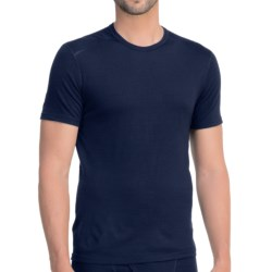 Icebreaker Oasis T-Shirt - UPF 30+, Merino Wool, Lightweight, Short Sleeve (For Men)