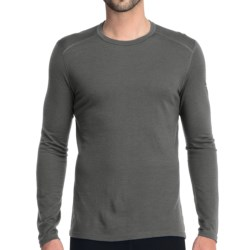 Icebreaker Oasis Shirt - UPF 30+, Merino Wool, Long Sleeve (For Men)