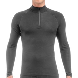 Icebreaker Everyday Zip Neck Shirt - UPF 20+, Merino Wool, Lightweight, Long Sleeve (For Men)
