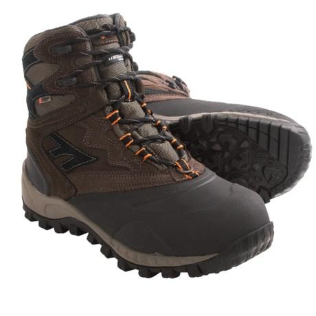 Hi-Tec East Ridge Sport 200 Snow Boots - Waterproof, Insulated (For Men)