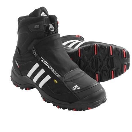 Adidas Outdoor Terrex Conrax CP Winter Boots - Waterproof, Insulated (For Men)