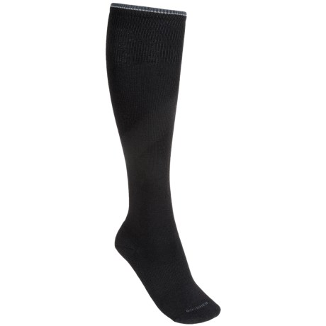 Goodhew Straight Up Socks - Over the Calf (For Women)