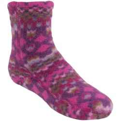 Acorn Versafit Tread Socks - Midweight, Fleece (For Kids)
