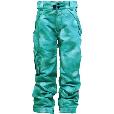 Ride Snowboards Ride Snowboard Dart Snowboard Pants - Insulated (For Girls)