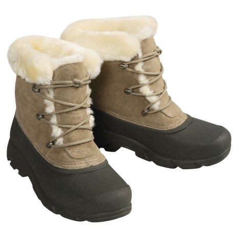 Sorel Snow Angel Boots - Insulated (For Women)