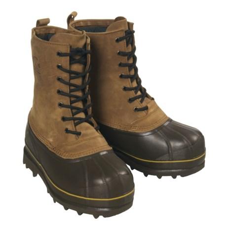 Sorel Chieftain Boots - Waterproof, -100°F (For Men)