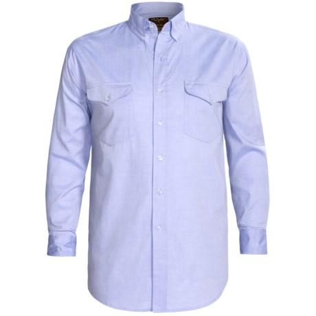 Walls Ranchwear Oxford Shirt - Long Sleeve (For Men)