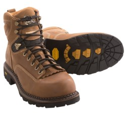 Georgia Boot Gore-Tex® Comfort Core Logger Boots - Waterproof, Low Heel (For Men)