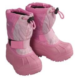 Columbia Footwear Powderbug Boots (For Kids)