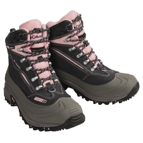 Columbia Footwear Titanium Ice Crushette Pac Boots - Waterproof (For Women)