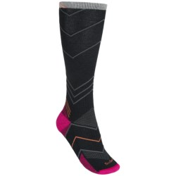 Sockwell Incline Socks - Merino Wool, Graduated Compression, Over-the-Calf (For Women)