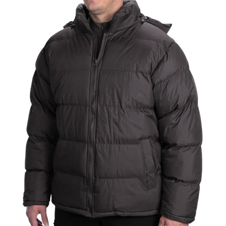 KC-Tech by KC Collections Hooded Puffer Jacket - Insulated (For Men)