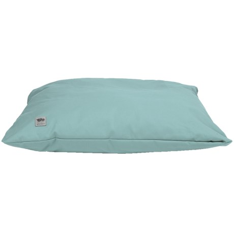 """West Paw Designs Pillow Dog Bed - 31x24"""", Large"""
