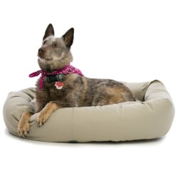 West Paw Designs Bumper Bed - Large, Cotton Cover