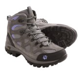 Jack Wolfskin All-Terrain Texapore Hiking Boots - Waterproof (For Women)