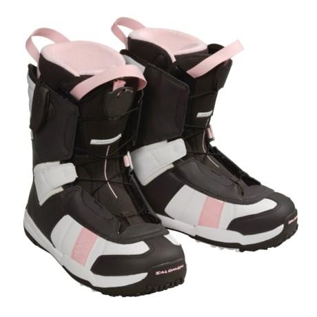 Salomon Dawn Snowboard Boots (For Women)