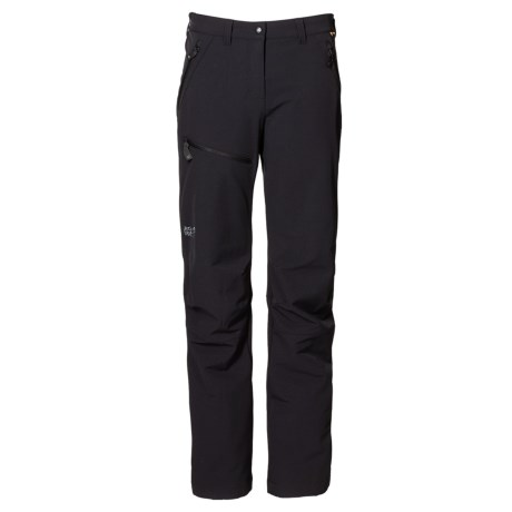 Jack Wolfskin Activate Pants - Soft Shell (For Women)