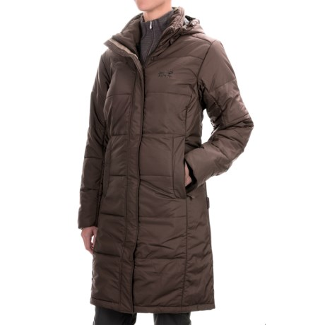 Jack Wolfskin Iceguard Coat - Insulated (For Women)