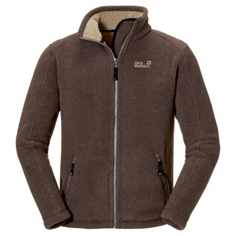 Jack Wolfskin Pumori Jacket - Polartec® Classic 300 Fleece (For Men)
