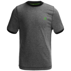 Champion Lightweight Double Dry Shirt - Short Sleeve (For Boys)