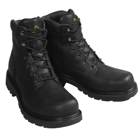 Chippewa IQ Laced Steel Toed Boots (For Men)