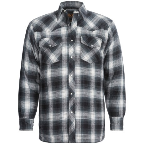 Nice quilt-lined flannel shirt - Review of Canyon Guide Outfitters ... : quilted lined flannel shirt - Adamdwight.com