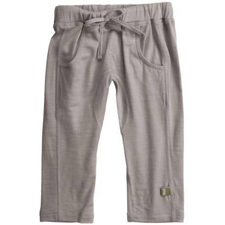 Nui Jersey Nugget Pants - Merino Wool (For Infant and Kids)