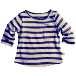 Nui Jersey Pocket Shirt - Merino Wool, Long Sleeve (For Kids)