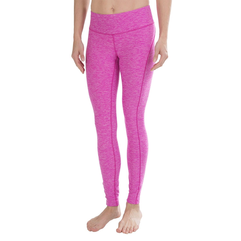 New Balance Melange Leggings (For Women) 7565R - Save 33%