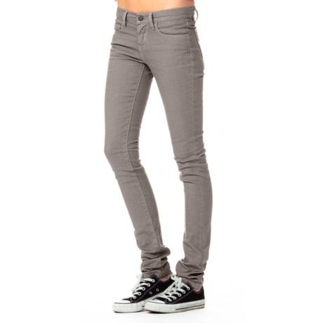 RVCA Falcor Skinny Jeans (For Women)