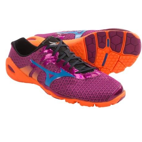 Mizuno Wave Evo Levitas Running Shoes - Minimalist (For Men)