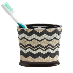 Avanti Linens Lauren Collection Toothbrush Holder