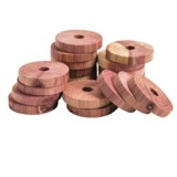 neatfreak! Cedar Rings - Set of 20