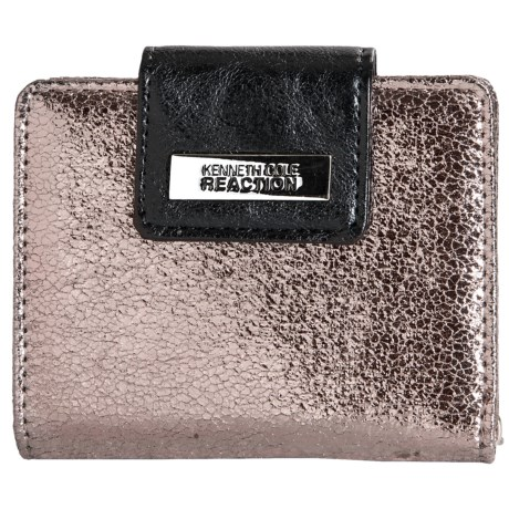 Kenneth Cole Reaction Tab Key Ring Wallet (For Women)