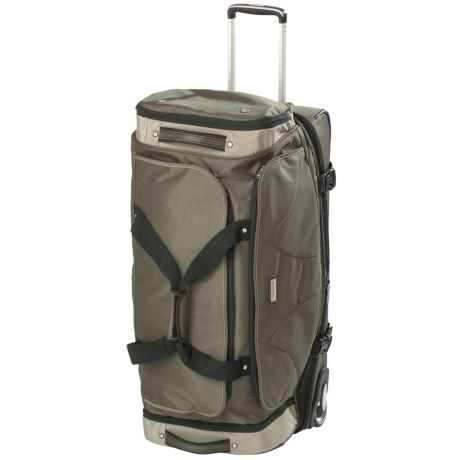 """Travelpro Northwall Collection Expandable Drop-Bottom Rolling Duffel Bag - 32"""""""