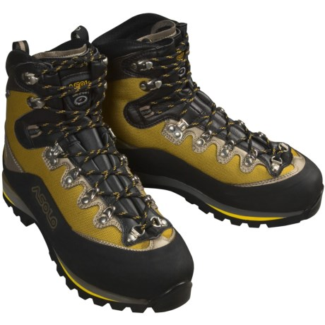 Asolo Titan Gore-Tex® Mountaineering Boots - Waterproof (For Men)