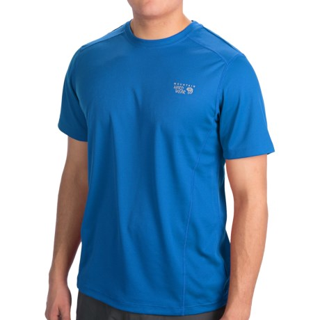 Mountain Hardwear Wicked T-Shirt - Short Sleeve (For Men)