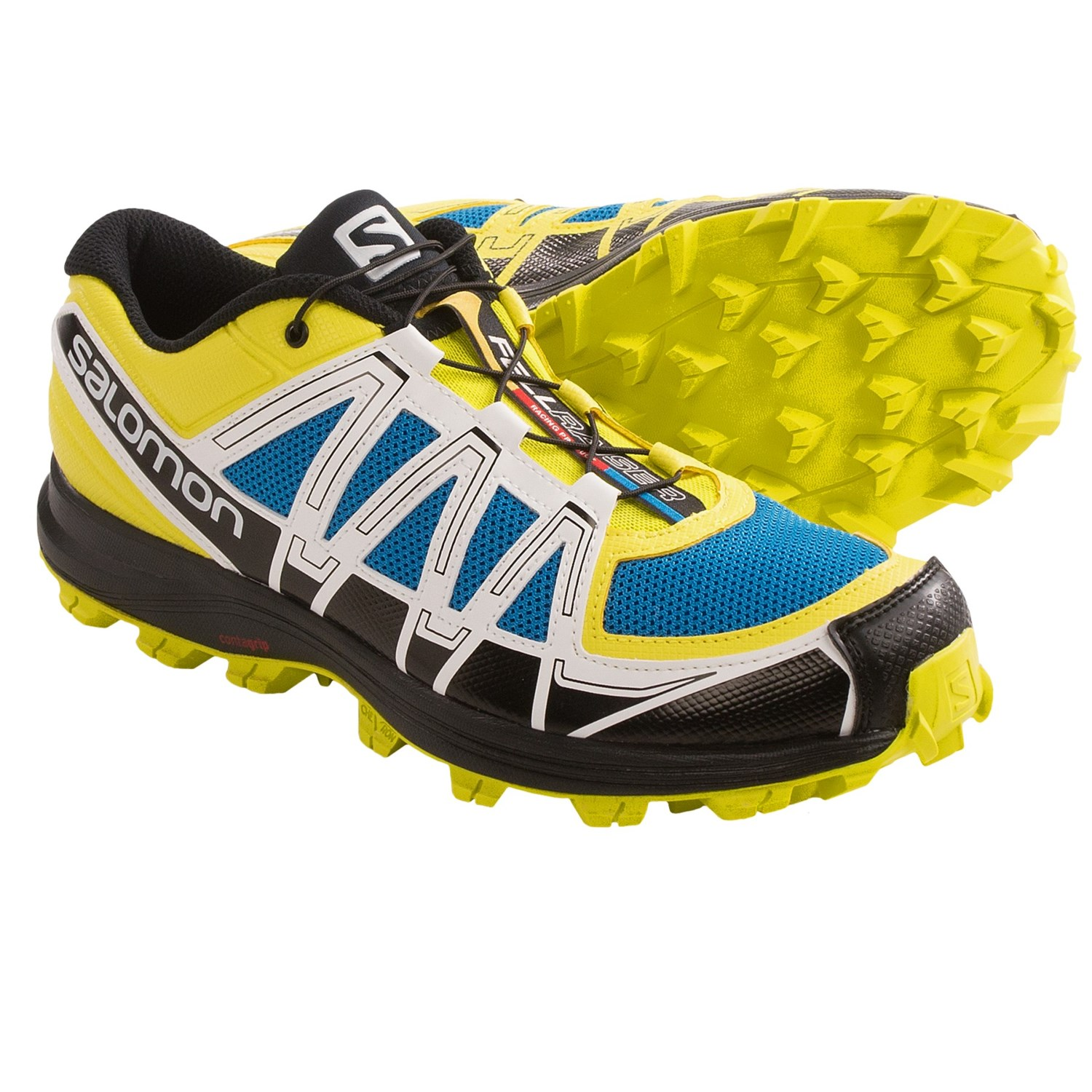 Coupon Code For Mens Salomon Fell Raiser - Salomon Fellraiser Trail Running Shoes For Men~p~7595x
