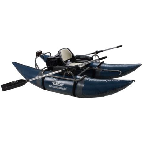 Water Skeeter Pontoon Boat - Snohomish