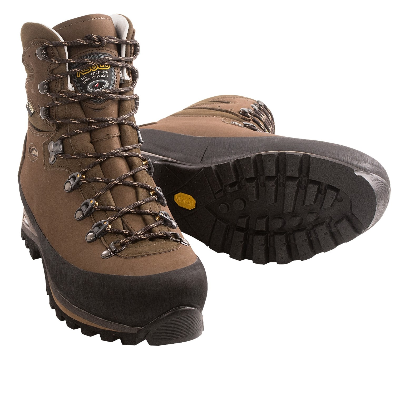 Asolo Bajura Gore Tex 174 Hiking Boots For Men 7597h Save 44